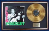 "Elvis Presley - USA 24 Carat Gold Disc LP + Cover - ""Elvis Presley"""